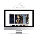 DISEÑO WEB Y LOGOTIPO ADELA UCAR. Un proyecto de Br, ing e Identidad, Diseño gráfico, Diseño Web y Diseño de logotipos de Kënsla - 30.09.2017