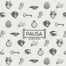 Branding, identidad visual, web. Pausa Psikologia. Un proyecto de Br, ing e Identidad, Diseño gráfico, Diseño Web y Diseño de logotipos de Kënsla - 30.07.2018