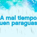 Mi Proyecto del curso: A mal tiempo, buen paraguas. A Design, Marketing, Cop, writing, and Digital Marketing project by Carlos Blanco González - 10.01.2019