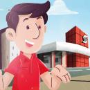 Scotiabank Panamá_ Hipoteca de traslado. Un progetto di Animazione, Animazione 2D , e Motion Graphics di Fer Urroz - 28.03.2018