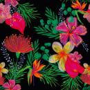 Mi Proyecto del curso: Diseño de estampados textiles. Un projet de Estampillage de Mónica Echeverría - 02.10.2019