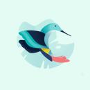 Nomadadeviaje. Un proyecto de Ilustración vectorial de Jokin Lopez - 26.09.2019