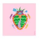 Mi Proyecto del curso: Ilustración vectorial con estilo. Un proyecto de Ilustración e Ilustración vectorial de Karla Midori Zárate - 03.10.2019