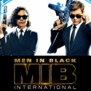 Men in Black International. A 3D Character Design project by Ismael Alabado - 10.04.2019