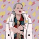 Fashion Illustration. Um projeto de Ilustração, Moda, Desenho, Design de moda, Ilustração digital, Ilustração de retrato e Desenho de Retrato de Pau House Design - 16.03.2019