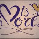 Mis amores, los secretos dorados del lettering. Um projeto de Design gráfico de Yolanda López Carrillo - 10.10.2019