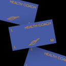 Branding for Lucia Lopez Marino HEALTH COACH. A Br, ing & Identit project by Agustin Sapio - 10.12.2019