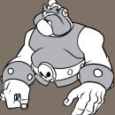VIKING. Um projeto de Ilustração, Motion Graphics, Animação, Design de personagens, Vídeo, Animação 2D, Ilustração digital e Concept Art de Adrià Bernabeu Cañabate - 13.10.2019