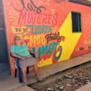 """Murales """"Mil colores Antioquia"""" II. Un proyecto de Diseño, Diseño gráfico, Pintura, Tipografía, Caligrafía, Arte urbano, Creatividad, Concept Art y Pintura acrílica de TECK24 - 15.10.2019"""