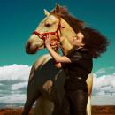 Equus Ferus. Un proyecto de Fotografía, Fotografía de moda, Fotografía digital y Fotografía artística de Lídia Vives - 17.10.2019
