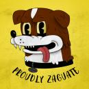 Proudly Zaguate. Un progetto di Character Design, Disegno e Illustrazione digitale di Asdrúbal Morales Quirós - 18.10.2019