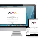 Diseño y creación web Archivo Español de Media Art. I+D+I, AEMA-SAOMA. Un proyecto de Diseño, UI / UX, Gestión del diseño, Diseño gráfico, Diseño de la información, Diseño Web, Desarrollo Web, Retoque fotográfico, Creatividad, CSS y HTML de PATRICIA ARAGÓN MARTÍN - 01.09.2019