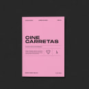 Cine Carretas - La Catedral. Un proyecto de Diseño editorial de Ignacio Incera Rexach - 06.09.2019