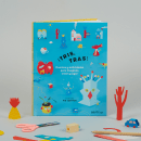 Libro ¡Tris,Tras!. A Art Direction, Editorial Design, Creativit, Drawing, Fine-art photograph, and Children's Illustration project by Pin Tam Pon - 11.15.2018