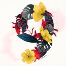 36 Days Of Type 2019. Um projeto de Ilustração, Artes plásticas, Tipografia, Caligrafia e Lettering de Rosemarie - 05.11.2019