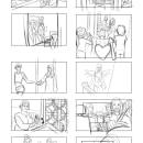 Ejercicio Storyboard. Un proyecto de Stor y board de Paula Jiménez Bueno - 07.11.2019