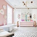 EL VIAJE DEL TIEMPO. Um projeto de Design de móveis, Design de interiores e Decoração de interiores de Miriam Alía - 15.11.2019
