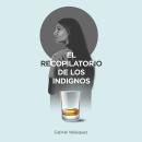"""Portada de libro """"El Recopilatorio de Los Indignos"""". A Illustration, and Editorial Design project by Erick Aguilera - 11.18.2019"""