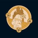Mi Proyecto del curso: Conceptualización y técnicas de ilustración digital. Um projeto de Br, ing e Identidade e Ilustração de Dany Velez Cardona - 18.11.2019
