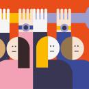 Retina: El País. Um projeto de Design editorial, Design gráfico e Ilustração de Stereoplastika - 25.11.2019