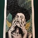 DLTNK. Un proyecto de Pintura de Jeyson Jhon Alderson Cruzado Castro - 02.12.2019