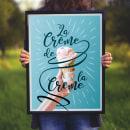 La Crême de la Crême. Un proyecto de Diseño gráfico de Cristina Ygarza - 02.12.2019