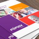 MIMOV. Un proyecto de Diseño gráfico de Julia Pérez - 02.12.2019