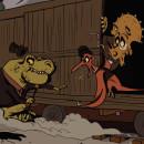 Distinguished Dinosaurs | IP for Movie/TV Series. Un proyecto de Animación, Animación 2D y Animación de personajes de Venturia Animation Studios - 10.12.2019