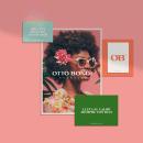 Otto Bondi | Branding. Un projet de Design , Br, ing et identité, Conception éditoriale, Design graphique , et Création de logo de Andrés Ávila - 12.12.2019