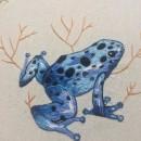 Mi Proyecto del curso: Pintar con hilo: técnicas de ilustración textil. Um projeto de Bordado de Alejandra Rodríguez - 12.12.2019
