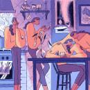 Talking Home. Un proyecto de Ilustración de Luna Pan - 16.12.2019