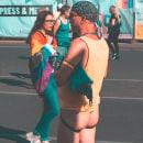 Pride Berlín 2019. A Fotografie, Digitalfotografie und Außenfotografie project by Luisa Fernanda Velásquez - 20.08.2019