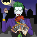 Celebrando 70 años de rivalidad jugando a Fantasy Realms. Um projeto de Ilustração vetorial, Design de cartaz e Ilustração digital de Isabel Umbría - 12.12.2019