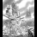 BT. Um projeto de Comic e Concept Art de Emilio Jorge Mongiovi - 19.12.2019