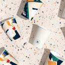 Napaholic Coffee. Un projet de Direction artistique, Design  , et Design graphique de Thanh Nguyen - 23.12.2019