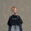 Descomposición. Un proyecto de Ilustración digital de danny debruce - 23.12.2019