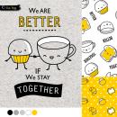 Patterns Lencería. Un proyecto de Pattern Design de Eva Roig - 01.07.2017
