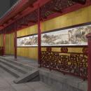 Noche De Museo III. Um projeto de 3D e Design de cenários de Kris Bergthorson - 16.10.2014