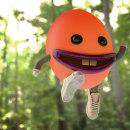 Huevo in the woods. Un proyecto de Ilustración, Modelado 3D y Diseño de personajes 3D de Miguel Golmayo Labrador - 26.12.2019
