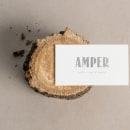 Amper. Um projeto de Br, ing e Identidade e Naming de Menta Branding - 10.08.2019