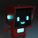 Mi Proyecto del curso: Introducción al Diseño y Modelado 3D con Blender. Um projeto de Design de personagens 3D de Javier Reyes - 02.01.2020