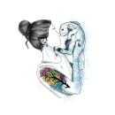 Wild love. Um projeto de Ilustração e Ilustração digital de Laura Sala - 02.01.2020