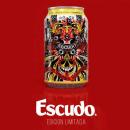 Escudo Cerveza. A Digitale Illustration project by Tomas Ives - 10.12.2016
