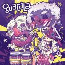 SALSA BRAVA   // Ilustración digital inspirada en la salsa. Um projeto de Design de personagens e Ilustração de Guacala Studio - 07.01.2020