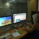 Trabajos 2018. Un projet de Animation, Cinéma, Design sonore , et Postproduction audiovisuelle de Nadine Voullième Uteau - 09.01.2020