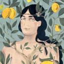 Sitrona. Um projeto de Pintura Acrílica de Stiliana Mitzeva - 16.09.2016
