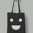 Black Cloth Bags by laffi_design. Un proyecto de Diseño gráfico de lafifi _ design - 18.01.2020