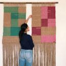 Cuadro Textil para casa en la playa. Um projeto de Design e Tecido de TRAMARTE - 18.01.2020
