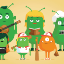 Les Reporters 1 & 2 · Maison des Langues. Un progetto di Character Design, Fumetto, Illustrazione vettoriale, Progettazione di icone, Disegno e Illustrazione digitale di Alejandro Milà - 20.01.2020