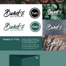 Barck´s Arts and Crafts. Um projeto de Design de logotipo e Lettering de Alicia Abat - 22.01.2020
